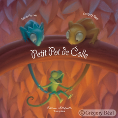 Couverture de 'Petit Pot de Colle'