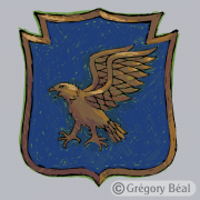 Harry Potter, blason Serdaigle